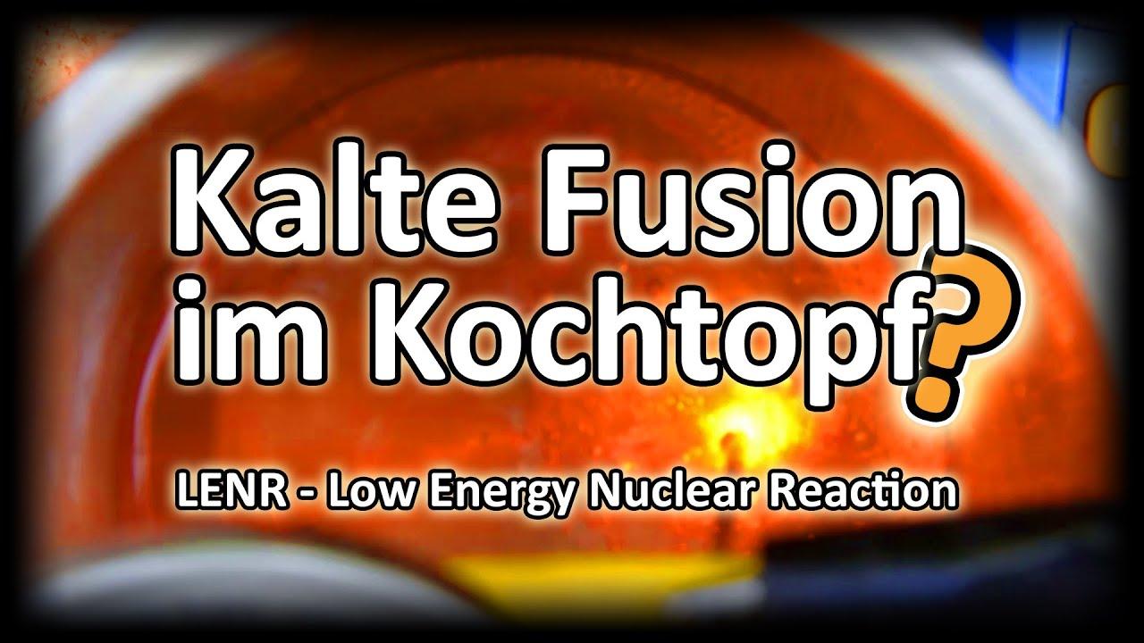 Kalte Fusion 2021