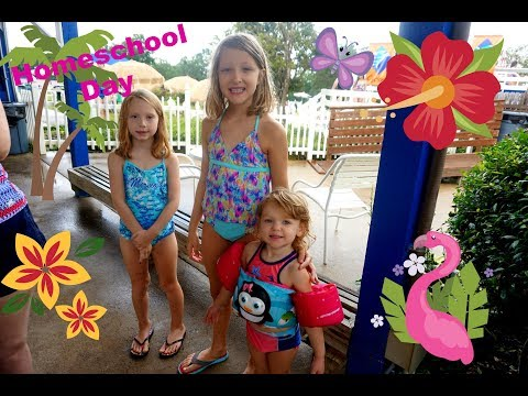 Homeschool Day at High Falls Water Park!| August 2017