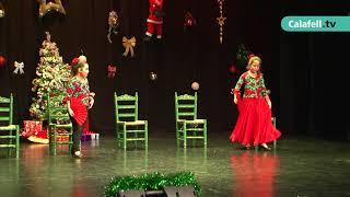 Almas Rocieras de Calafell celebra el Festival de Nadal