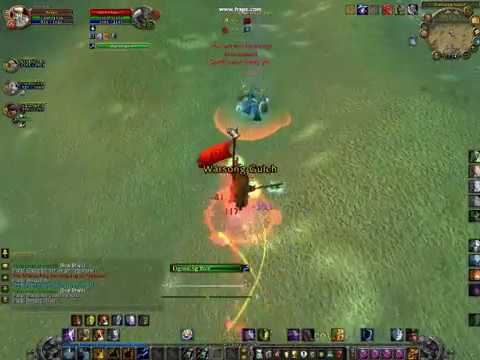Warcraft twink shaman