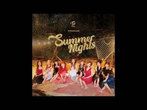 TWICE 트와이스  Dance The Night Away MP3 Audio Summer Nights