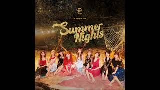 twice 트와이스   dance the night away mp3 audio summer nights