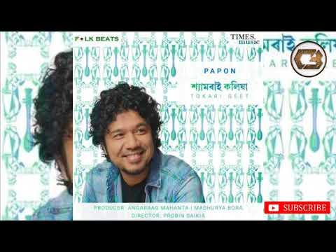 Bhaang Khai Pogola by Papon || Tokari Geet || Shyamorai Kolia (2018) || Assamese New Song