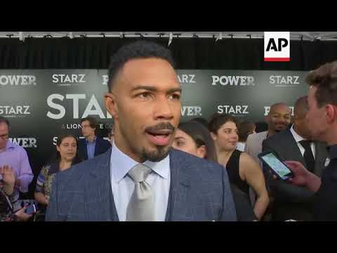 'Power' cast reacts to Maryland shooting