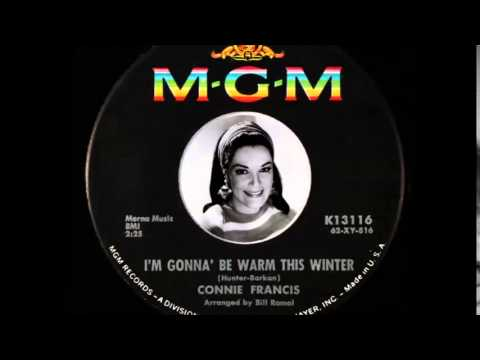 Клип Connie Francis - I'm Gonna Be Warm This Winter