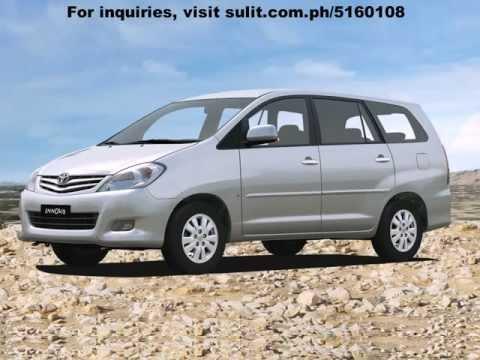 Toyota Innova Philippines