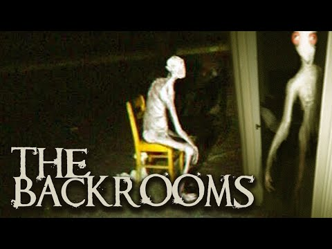"""Creatures of The Terrifying """"Backrooms"""""""