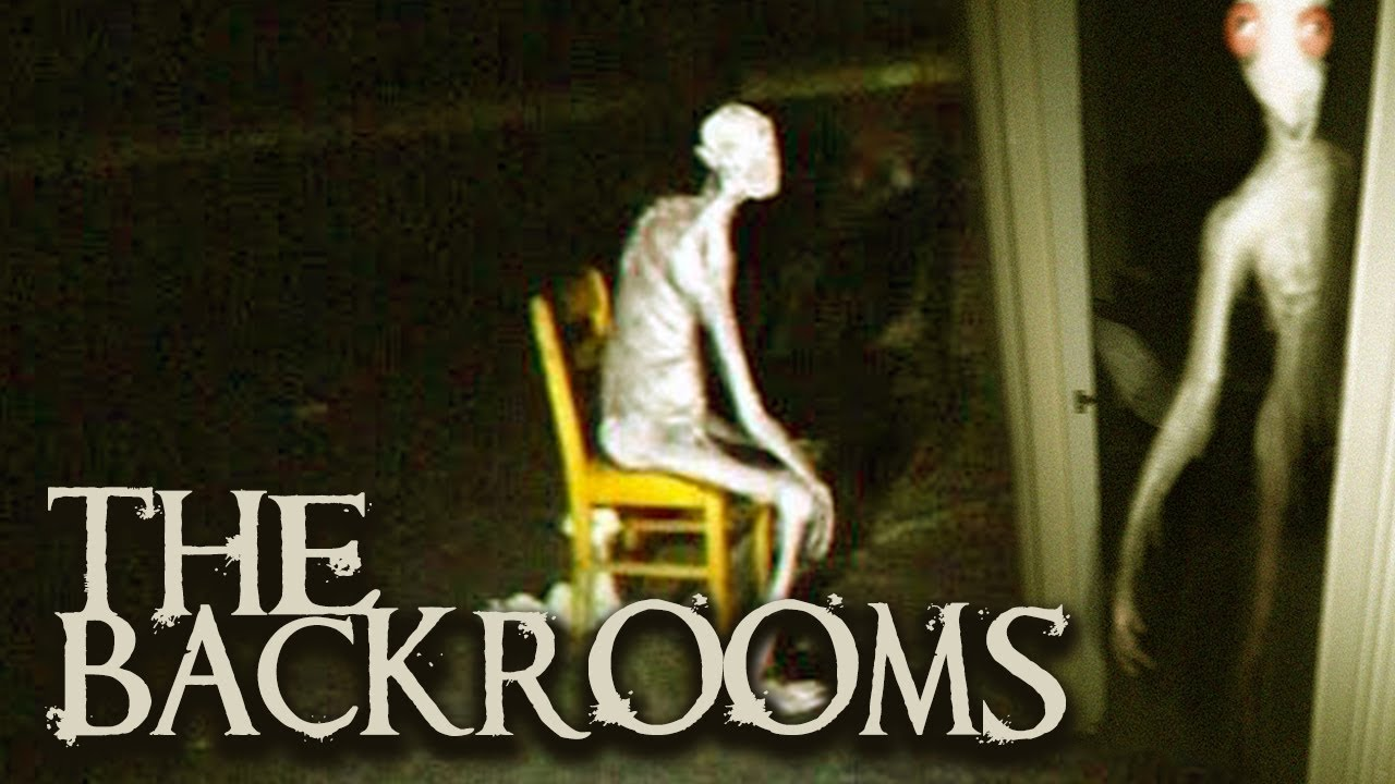 "Creatures of The Terrifying ""Backrooms"""
