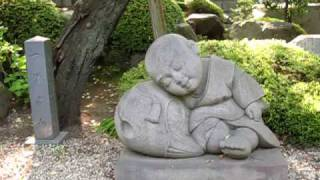 観音禅寺境内。