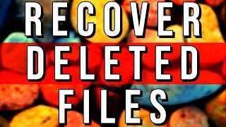 Recuva - Recover Deleted Files