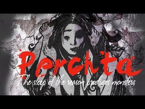 [Perchta] The White Lady - Creepy Animation