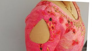Download Very pretty sleeves design making with very easy way Mp3 and Videos