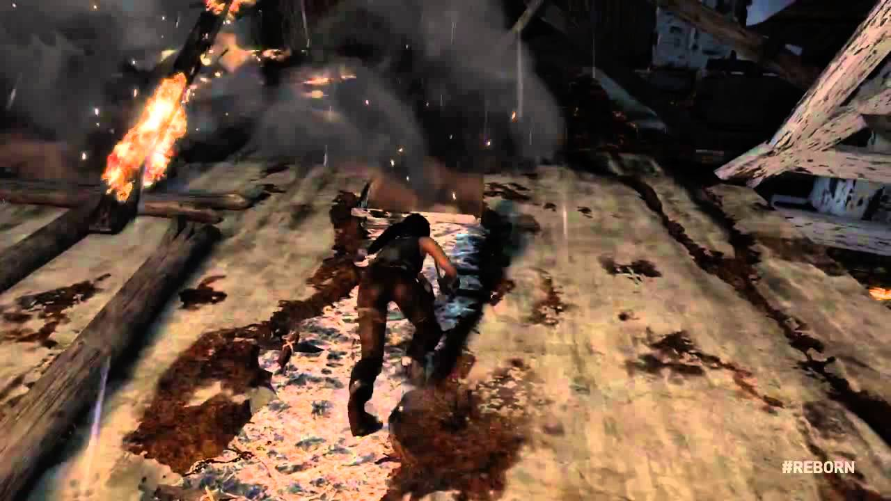 Tomb Raider 2013 - Official Reborn Trailer (HD) - SONG