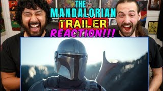 THE MANDALORIAN | TRAILER - REACTION!!!
