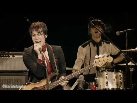 THE BAWDIES - IT'S TOO LATE from DVD 「LIVE AT AX 20101011」