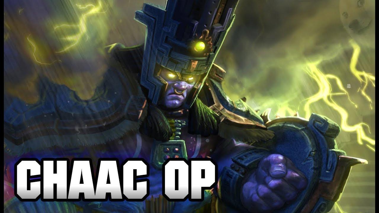Smite god reveal chaac super maya op 1080p hd