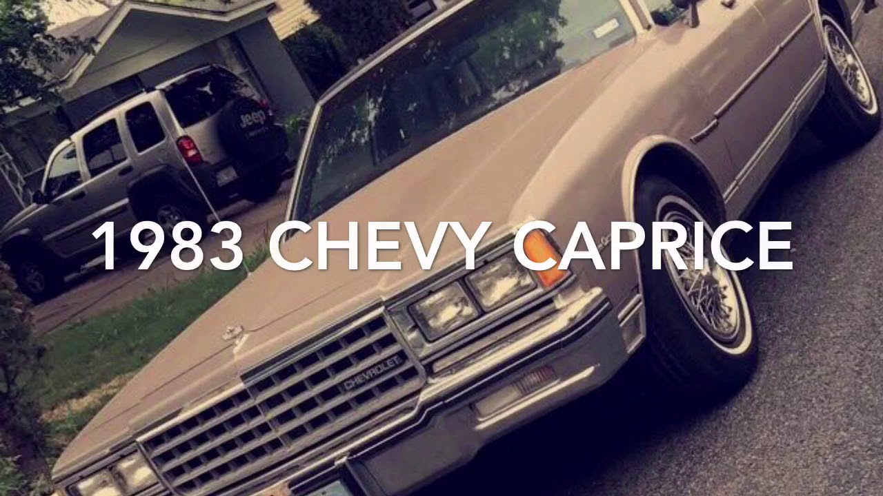 How to take off door panel on a 1983 Chevy caprice