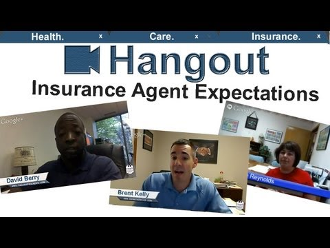 What Should You Expect From Your Independent Insurance Agent?: Health. Care. Insurance. Hangout 10