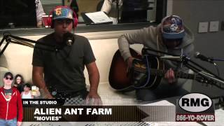 Alien Ant Farm performs acoustic version of Movies in studio