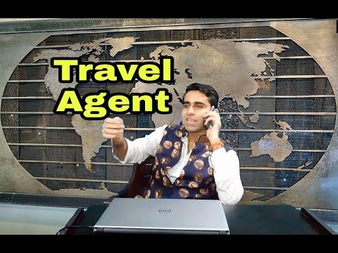 Travel Agent | Funny Act and Skit Latest 2017
