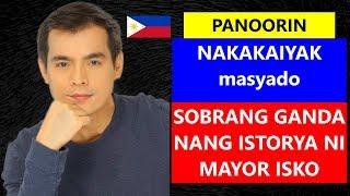 Panoorin nakakaiyak masyado   Sobrang ganda ang istorya ni Mayor Isko