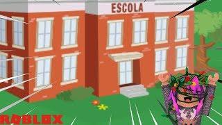 Roblox - UMA NOVA ESCOLA nessun ROBLOX! (Liceo Roblox 2)