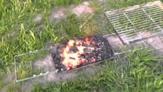 Drone for fire / квадрокоптер для розжига костра