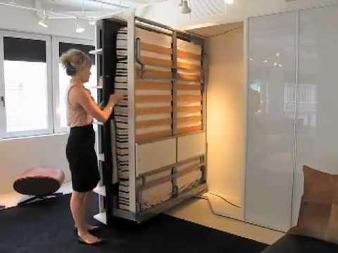 Modular Space Saving Furniture Youtube