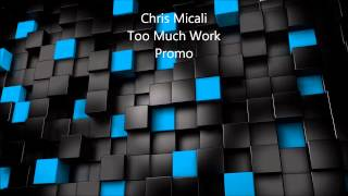 Chris Micali - Too Much Work (Promo Mix 2002)