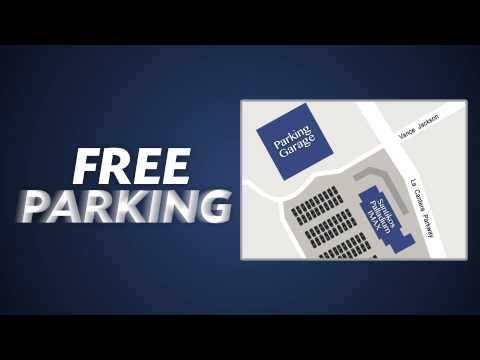 Free Santikos Palladium IMAX Valet With Santikos Loyalty Rewards Card