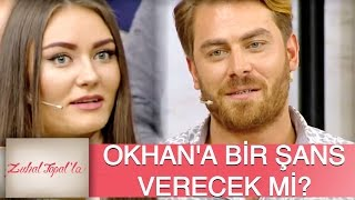 Zuhal Topal'la 95. Bölüm (HD) | Okhan, Angelina'nın Kalbini Kazanmak İçin öyle Bir Şey Yaptı ki...