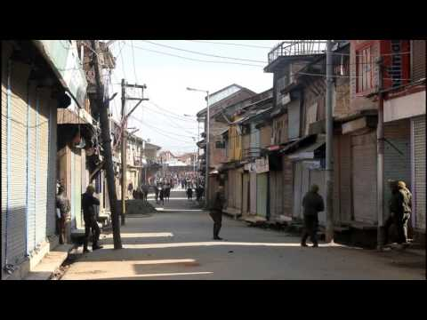 Another Friday witnessed massive clashes in sopore