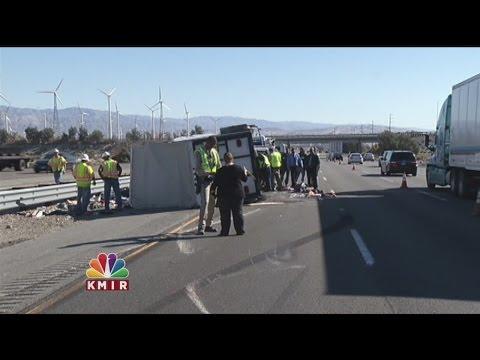 I-10 crashes
