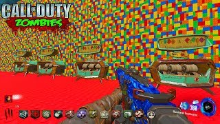 LEGO LAND CUSTOM ZOMBIES EASTER EGG! - CALL OF DUTY BLACK OPS 3 ZOMBIES!