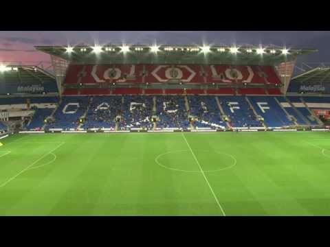 IN THE CITY LIVE: CARDIFF CITY V HULL CITY