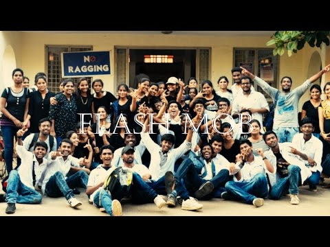 Flash MOB | MVGR | CSE | 2K17