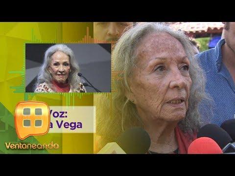 ¡Isela Vega está feliz por su participación en 'La Casa De Las Flores'!   Ventaneando
