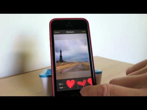 Fotor Photo Editor For iPhone