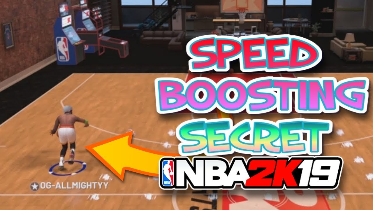 HOW TO SPEED BOOST WITHOUT A 86 BALL CONTROL IN NBA 2K19 THE TRUTH ABOUT SPEED BOOSTING