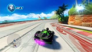 Video Sonic & All-Stars Racing Transformed - Avatar - Ocean View (M) download MP3, 3GP, MP4, WEBM, AVI, FLV Oktober 2018