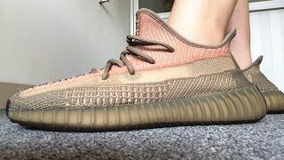First Look:Adidas Yeezy Boost 350 V2 Eliada 2020 Yeezy HD On Feet