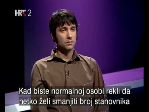 Daniel Estulin on Croatian TV: 3/5