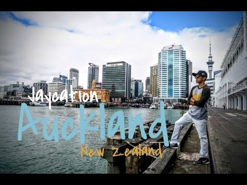 AUCKLAND NEW ZEALAND City Guide | Kiwi Vacation Travel Vlog