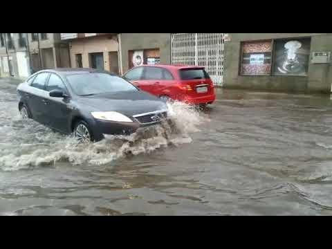 Inundaciones en Carril