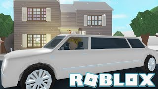 I Bought A Limousine! Roblox: Welcome to Bloxburg [BETA] ~ Party!