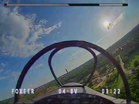 Фото F-16 T-33 FPV Form Flight