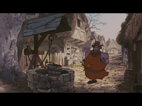 (Walt Disney) Robin des Bois - Sheriff of Nottingham