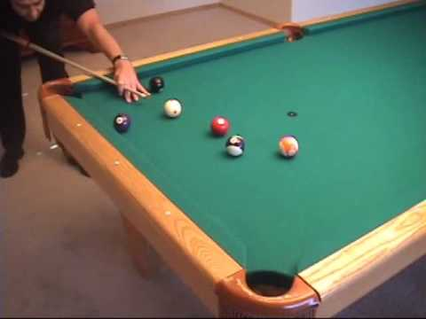 Cue Ball Control - Billiards and Pool Principles, Techniques