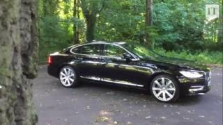 Our Test Drive: the Volvo S90 2016 review