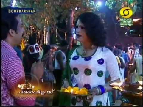 Kottankulangara chamaya vilakk festival 2012 part 1of 2